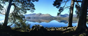 Derwentwater close to Embleton Spa Hotel Lake District