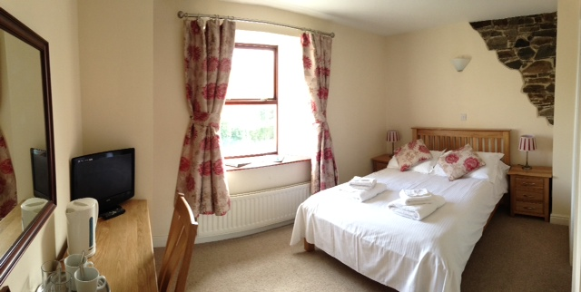 Thirlmere En-Suite Double Room