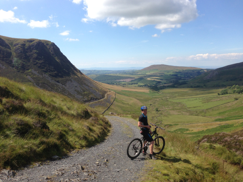 Skiddaw Mountain Bike Loop