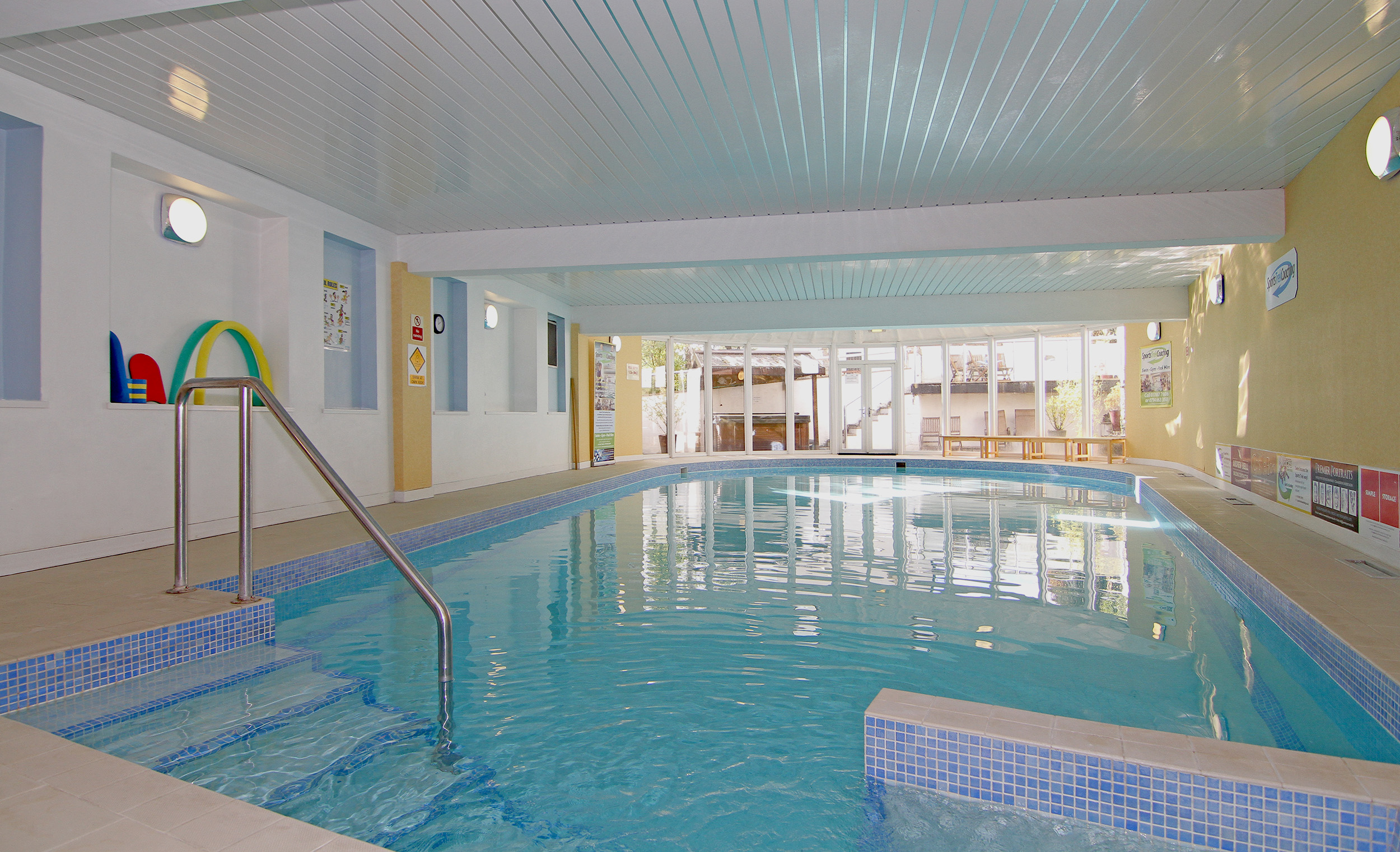 14m indoor swimming pool